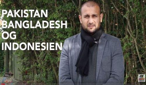 إسكندينافيا: نصرة لمسلمي أراكان وفود لسفارتي باكستان وإندونيسيا