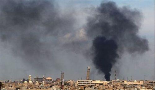 جريدة الراية: الموصل تدميرٌ في ثوب تحرير مزعوم ونصرٌ بطعم الهزيمة