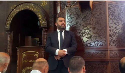 """فلسطين: كلمة مسجد """"كيان يهود لا عهد له ولا ينفع معه إلا اجتثاثه من الجذور!"""""""