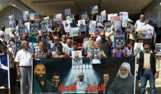 استمرار الحملة التي يقوم بها حزب التحرير / ولاية الأردن   نصرةً للمعتقلين من شبابه وغيرهم من أبناء المسلمين في سجون النظام