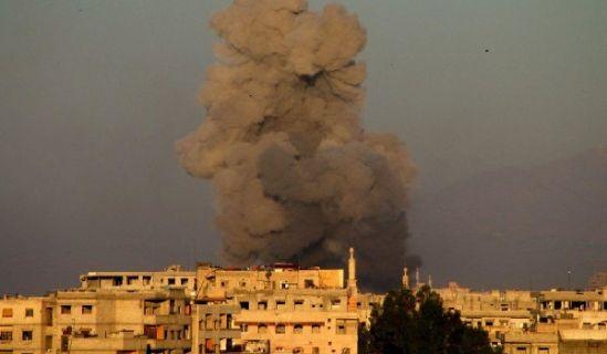 استجداء سكان الغوطة الشرقية بالمحافل الدولية   كالمستجير من الرمضاء بالنار!