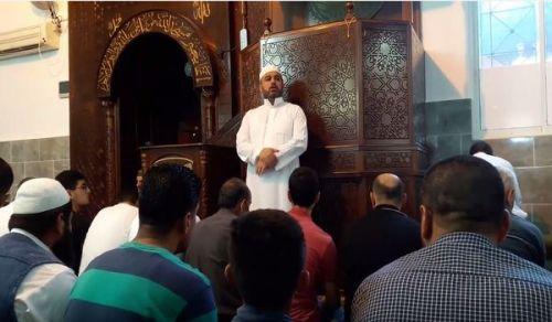 """فلسطين: كلمة مسجد """"شهود نعم الله تورث حبه، وشهود نعمة السلاطين تورث انكسار العلماء لهم!!"""""""