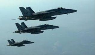 طائرات التحالف الصليبي ترتكب المجازر بصمت وتقتل عائلات بالجملة في دير الزور والرقة