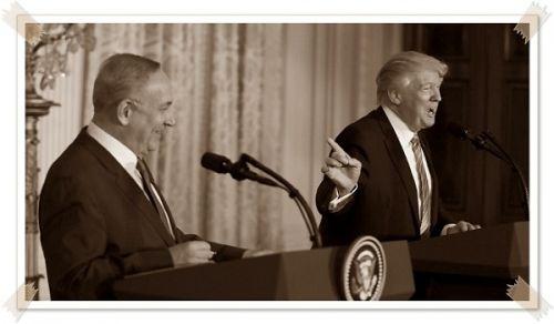 جواب سؤال: السياسة الأمريكية تجاه مسألتي فلسطين وإيران