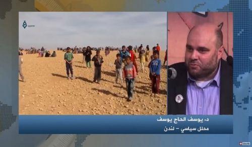 """قناة حلب اليوم: د. يوسف الحاج """"طرح موسكو لمناطق آمنة في سوريا!"""""""
