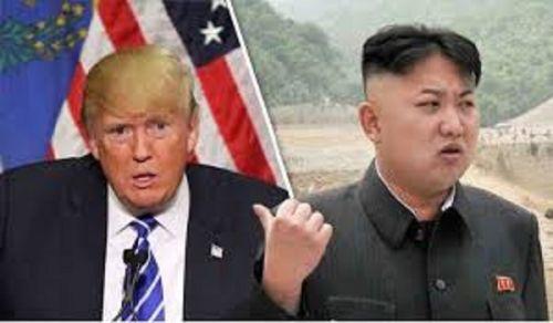 جواب سؤال: التوتر المتصاعد بين أمريكا وكوريا الشمالية