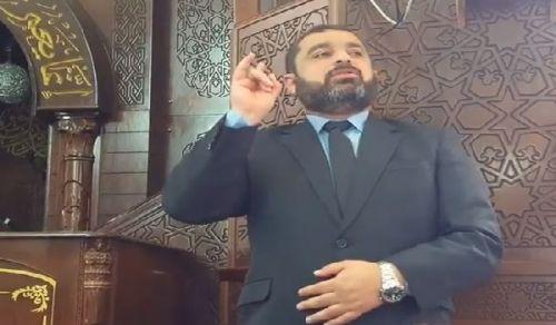 """فلسطين: كلمة مسجد """"إقامة الدين شرط التمكين، ودونه تمكين للكفار من رقاب المسلمين!"""""""