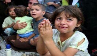 ما بين كفّي الرحى، أطفال غزة يموتون بين الحصار ونقص العلاج
