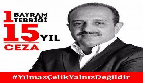 """ولاية تركيا: حملة """"يلماز شيلك ليس وحيداً!"""""""