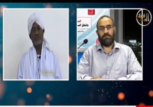 """تلفزيون الواقية: برنامج شؤون الأمة """"السودان واتفاق السلام المزعوم!"""""""