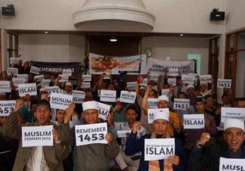إندونيسيا: الفعاليات التي نظمت ضمن الحملة العالمية في ذكرى فتح القسطنطينية