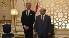 تعيين جرندبرغ مبعوثاً أممياً جديداً إلى اليمن استخفاف بمعاناة الناس
