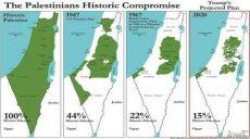 فلسطين كلها أرض إسلامية، لا فرق بين الأراضي المحتلة عام 48 والمحتلة عام 67 إلا في أذهان السلطة والمفرطين!