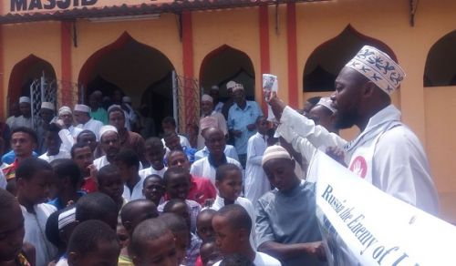 Kenya Various events marking the anniversary of the destruction of the Khilafah state