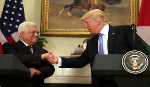 Palestinian Authority Reveals the Truth of its Position by Attacking the Stand Rejecting Trump's Deal