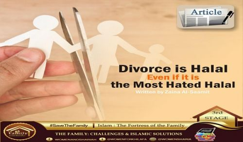 Divorce is Halal Even if it is the Most Hated Halal