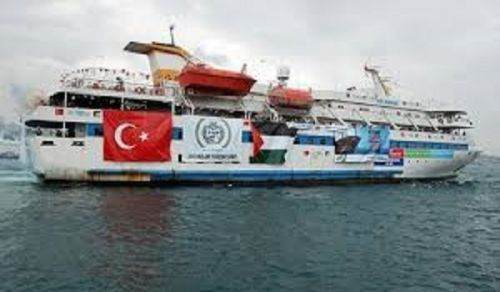 "The Talk About ""the Use of the Occupiers the Right of Sovereignty"" in the Subject of the Marmara Fleet is Denying our Right to the Land of Palestine"