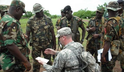 AFRICOM Military Alliance: Masters, not Friends