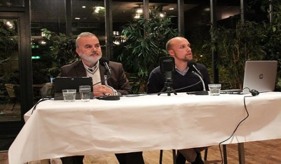 """The Netherlands: Political Seminar, """"Crisis in the Middle East"""""""