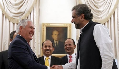 Pakistan's Spineless Rulers Strive for Talks to Secure a US Military Presence on the Doorstep of the World's Only Muslim Nuclear Power