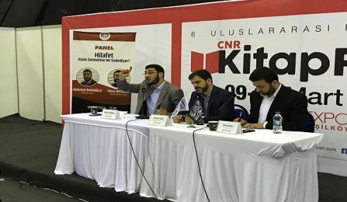Wilayah Turkey: Köklü Değişim Publications participated in the International CNR Book Fair 2019 in Istanbul