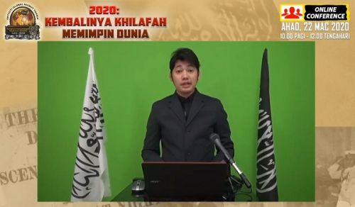 "Malaysia: Khilafah Conference 2020 ""The Return of the Khilafah in Leading the World"""