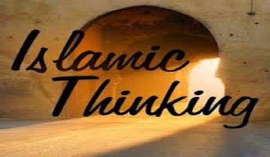 The Islamic Thinking Method is the Path Out from Darkness into Light