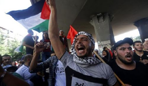 The Palestinians in Lebanon between Living Pressure and Political Loss!!