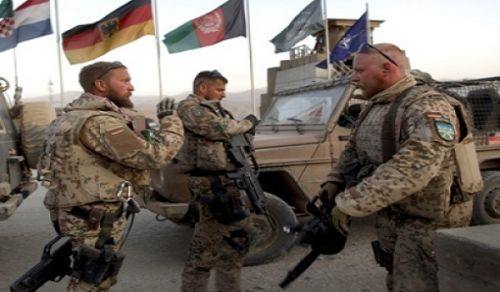 The Extension of the German Army's Mission in Afghanistan and Mali