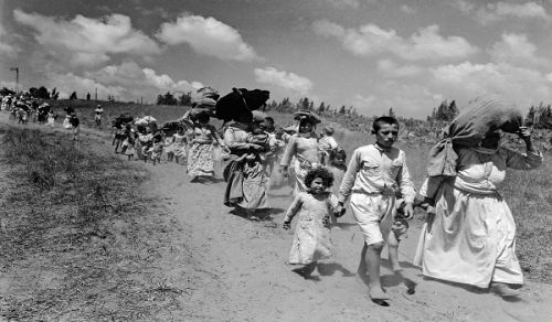 Seventy Dry Years Since the Nakba of Palestine!