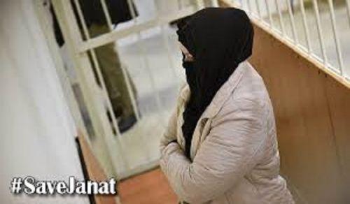 Russian Regime Sentenced Jannat Bespalova to Five Years in Prison!