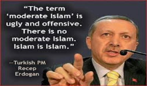 Islamism: The Western Kaffir Model for Muslims that Erdogan Adopts and Advocates