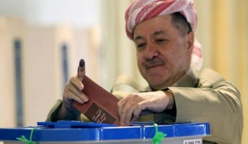 Barzani Requires US Guarantees before the Postponement of the Referendum on Kurdistan Independence