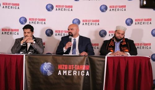 "Hizb ut Tahrir America concluded its annual Khilafah conference titled ""Islam: Our Deen, Our Dignity & the Only Hope for Humanity"""