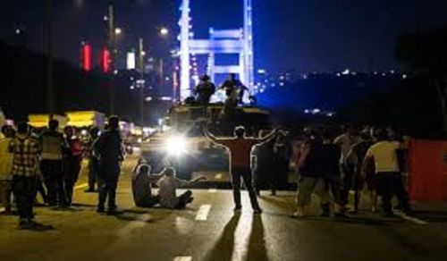 Answer to Question: Broad Outlines of the Failed Military Coup in Turkey