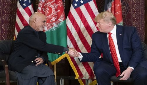 Trump Should Have Been Dragged to Afghanistan as a War Prisoner rather than Visiting the Country as a War Conqueror!
