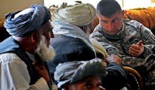 The Peace Process is to Weaken and Divide the Taliban, not to Stop the War!