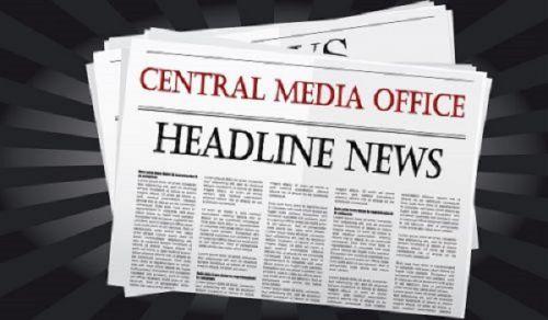 Headlines 20/03/2019