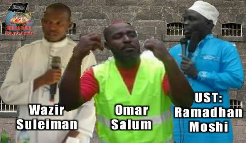 STATE INSTITUTIONS IN TANZANIA HAVE UNJUSTLY DETAINED THREE MEMBERS OF HIZB UT TAHRIR WITHOUT ANY CAUSE!