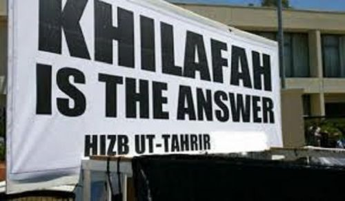 By the Rightly Guided Khilafah upon the Methodology of the Prophethood, we will be ridden from Colonialism and Rescue Tunisia from Collapse