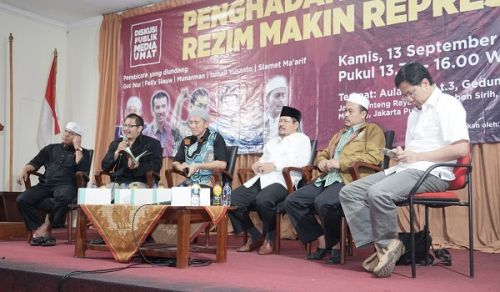 Indonesia: Widespread Persecution of Dawah is Inseparable from Western Propaganda's War against Radicalization