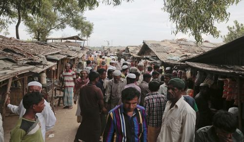 Bernicat's Speech Referring to the 1992 Repatriation Deal is only Deception for the Oppressed Rohingya Muslims