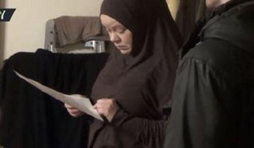 A Muslim Woman Arrested in St Petersburg Accused of Belonging to Hizb ut Tahrir