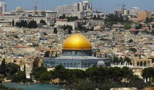 America, the Enemy of Islam and Muslims, Officially Recognizes Jerusalem as the Capital of the Jewish entity