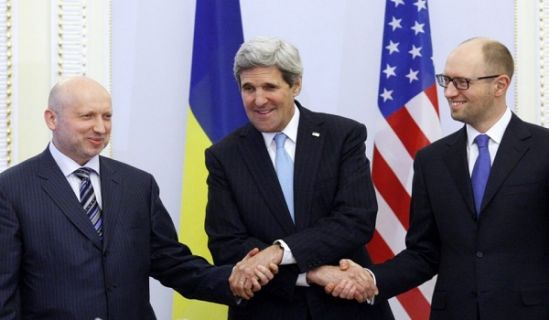 Escalation in Eastern Ukraine as a result of American Involvement in Negotiation process
