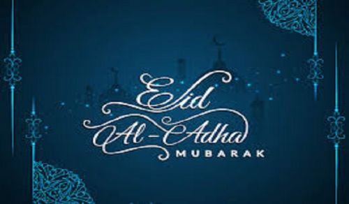 Congratulations on the Occasion of Eid al-Adha