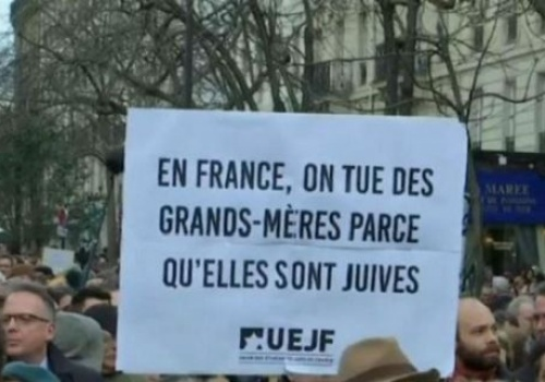 French Manifesto against Anti-Semitism is a Manifesto against Islam and the Muslims