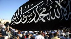 The Youth of Hizb ut Tahrir at Al-Abyad City Conduct a Peaceful Demonstration against the Attack of Rules of Islam under the Guide of CEDAW and Secular Thoughts