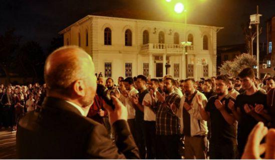 """Wilaya Türkei: Aktivitäten  """"Qunut islamische Brüderlichkeit für die Umma, für die Einheit"""""""
