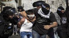 Ihr Armeen der Muslime! Der Terror gegen die palästinensischen Kinder seitens der jüdischen Besatzung wird nicht aufhören, ehe ihr euch nicht dafür einsetzt, diese brutale Besatzung samt ihrer Wurzeln zu entfernen!